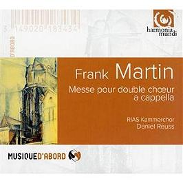 Messe pour double choeur a cappella, CD Digipack