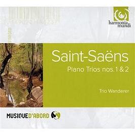 Trio avec piano n°1 op.18 - trio avec piano n°2 op.92, CD Digipack