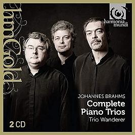 Intégrale des trios avec piano, CD