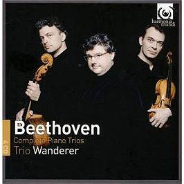 Trios avec piano (intégrale), CD + Box