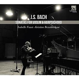 Intégrales des sonates pour violon et clavecin, CD Digipack