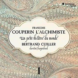 L'Alchimiste, vol. 1 / Un petit théâtre du monde, CD