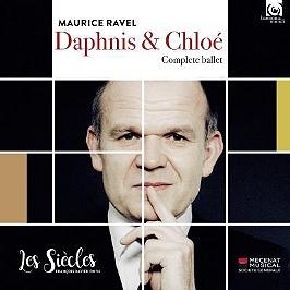 Daphnis et Chloé (ballet intégral), CD Digipack