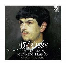 Claude Debussy, l'oeuvre pour piano, CD + Box