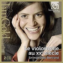 Le violoncelle au 20e siecle, CD