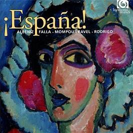 Espana !, CD + Box