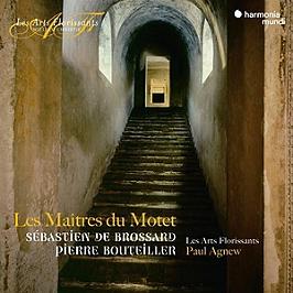 Les maîtres du motets, CD
