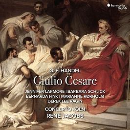 Giulio Cesare, CD + Box