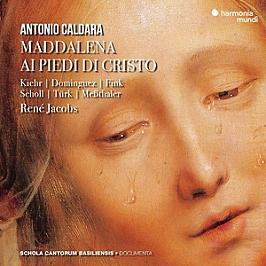 Maddalena ai piedi di Cristo, CD Digipack