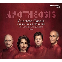 Apotheosis - The complete string quartets vol. III, CD + Box