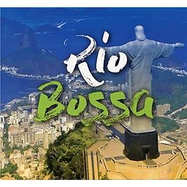 Rio - Brésil - bossa, CD + Box