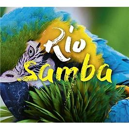 Rio - Brésil - samba, CD + Box