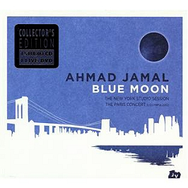 Blue moon, collector's edition : cd + dvd (concert à l'Olympia), CD + Dvd