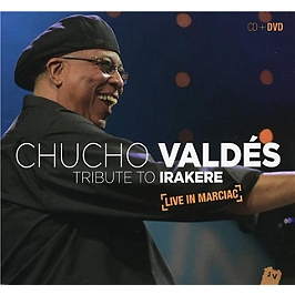 Tribute to Irakere - live in Marciac - août 2015, CD + Dvd