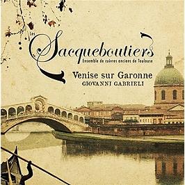 Venise sur Garonne, CD Digipack