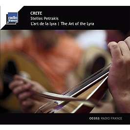 Crête : l'art de la lyra, CD Digipack