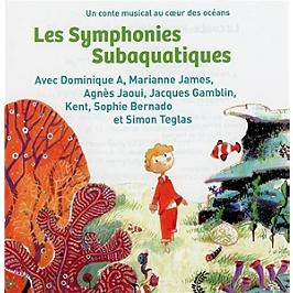 Les symphonies subaquatiques, CD