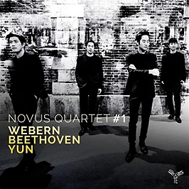 Novus quartet # 1, CD Digipack