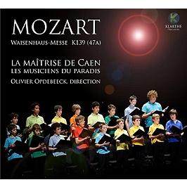 Messe de consécration de l'orphelinat de Vienne, CD Digipack