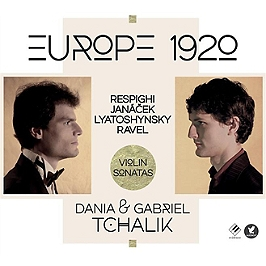 Europe 1920, CD Digipack