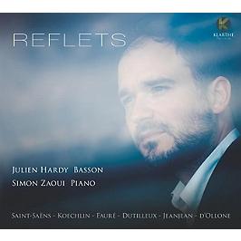 Reflets, CD