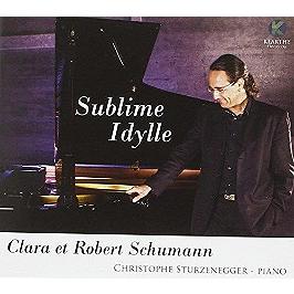 Sublime idylle, CD