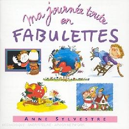 Ma Journee Toute En Fabulettes, CD