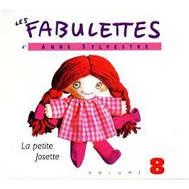 Les fabulettes d'Anne Sylvestre /vol.8 : la petite Josette, CD Digipack