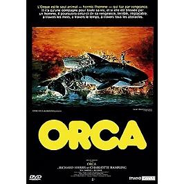Orca, Dvd