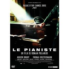Le pianiste, Dvd