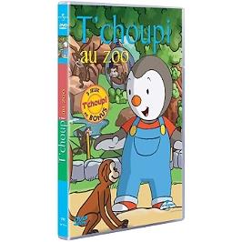 T'choupi vol 3 : au zoo, Dvd
