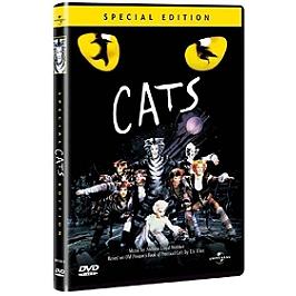 Cats, édition spéciale, Dvd Musical