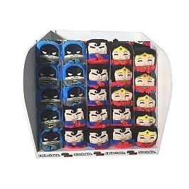 Peluche Marvel cube kawai assortiments 50pcs