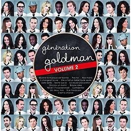 Génération Goldman vol.2, CD