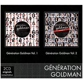 Génération Goldman, CD