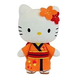 Peluche Hello Kitty kimono (25cm)