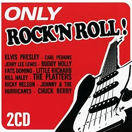 Only rock'n roll !, CD