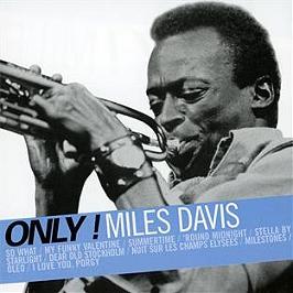 Only ! miles davis, CD