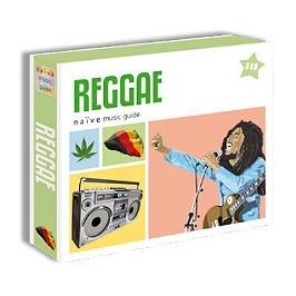 Naive music guide reggae, CD Digipack