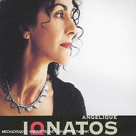Angélique Ionatos, CD + Box