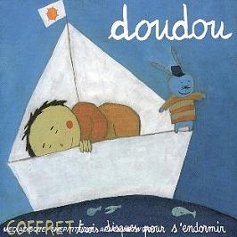 Coffret 3 CD - Doudou, CD + Box