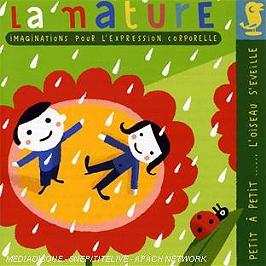 Imaginations exp corp. - La nature, CD
