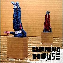 Walking into a burning house, CD Digipack