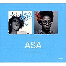 Asa - coffret 15 ans, CD
