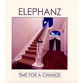 Time for a change, édition deluxe: 4 titres inédits en bonus, CD Digipack