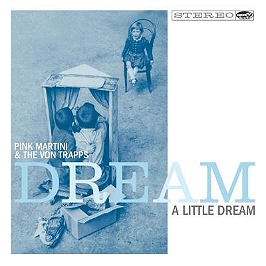 Dream a little dream, CD Digipack