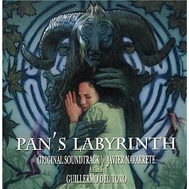 Le Labyrinthe De Pan (Bof), CD