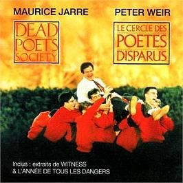 Le cercle des poètes disparus (bof), CD