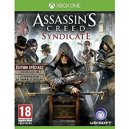 Assassin's creed syndicate - édition spéciale (XBOXONE)