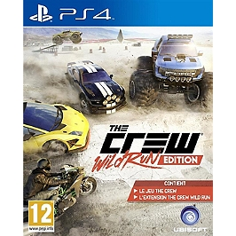 The crew - wild run edition (PS4)